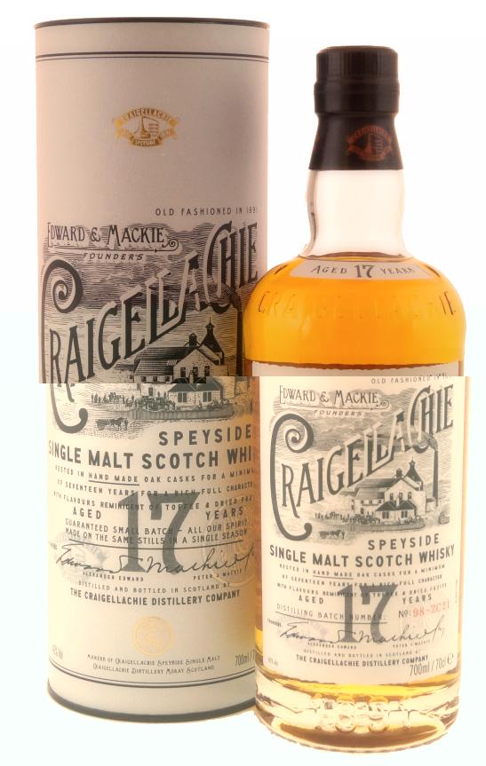 Craigellachie 17 review
