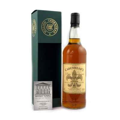 CHARPENTIER 1973 45 yo (60,8 %, Cadenhead, Cognac, Petite ...