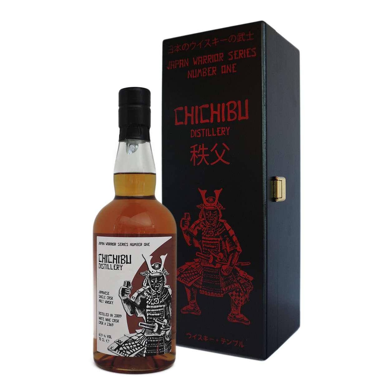 Japan Warrior Series Number One Chichibu Distillery Cask 2369 61