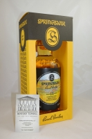 SPRINGBANK 11 Years - Local Barley - Limited Edition -53,1%