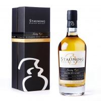 STAUNING - Young Rye from Denmark - 52,3% - 2ND EDITION 2016  - Limitert