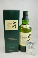 SUNTORY - Hakushu Single Malt 12 Jahre 0,7L 43%