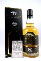 WOLFBURN - Chichibu Whisky Mitsuri 2018 - Japan Limited - 196 bottles - 55,6% - 0,7L