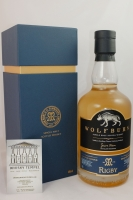 WOLFBURN - RIGBY - Limited Edition 1000 bottles - For Rigby Gunmakers London