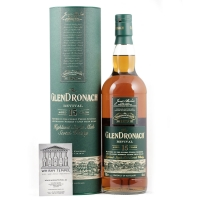 GLENDRONACH 15 Revival - Limited Edition 2018 - 0,7L - 46%