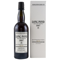 "LONG POND 2007 ""TE CA"" - 0,7L - 63% - Limited Edition"