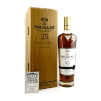 MACALLAN 25Y Sherry Cask - Annual Release 2018 - 43%