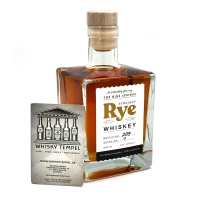 NINE SPRINGS - Straight Rye Whiskey - Batch 01 - Limited Edition - 46% - 0,5L