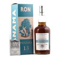 PANAMA Rum 13 Jahre - Corman Collins - Single Cask -  70 cl 60,2 %