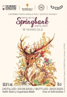 Single Cask Springbank