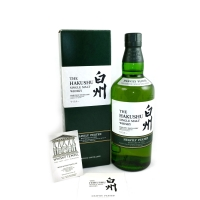 SUNTORY - Hakushu - Heavily Peated - 2012 - Limited Edition 4800 bottles