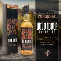 THE WILD WOLF OF ISLAY – Powerwolf Limited Edition Vol. 1 – CAOL ILA – 52,8% - 0,7L