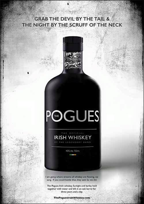 THE POGUES WHISKEY